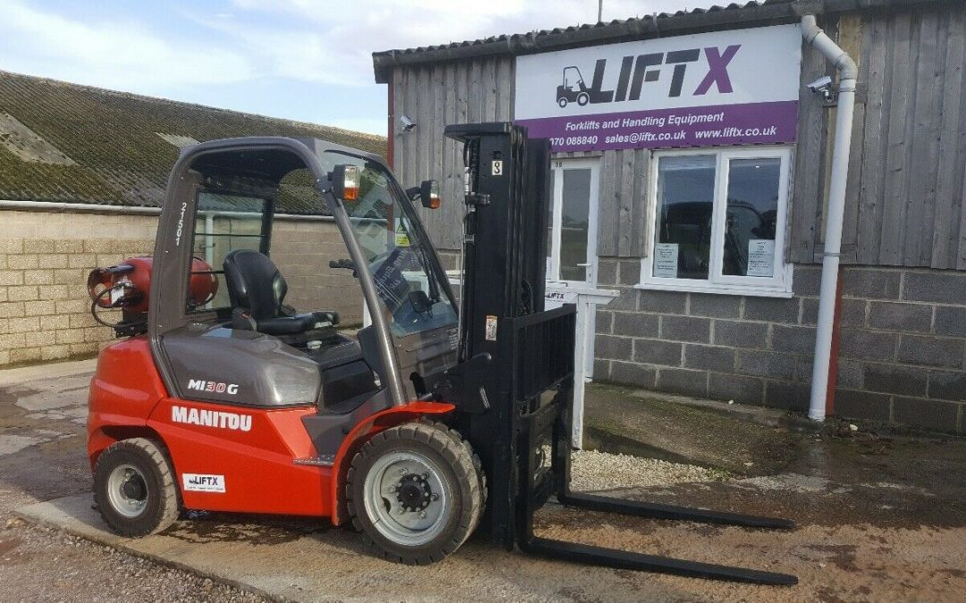 Why Choose Fork Truck Hire?